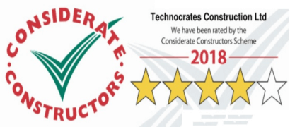 4 Star Ratings by Considerate Constructors