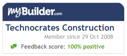 100% Positive Feedback on My Builder